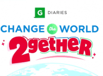 G Diaries Change The World 2getHer